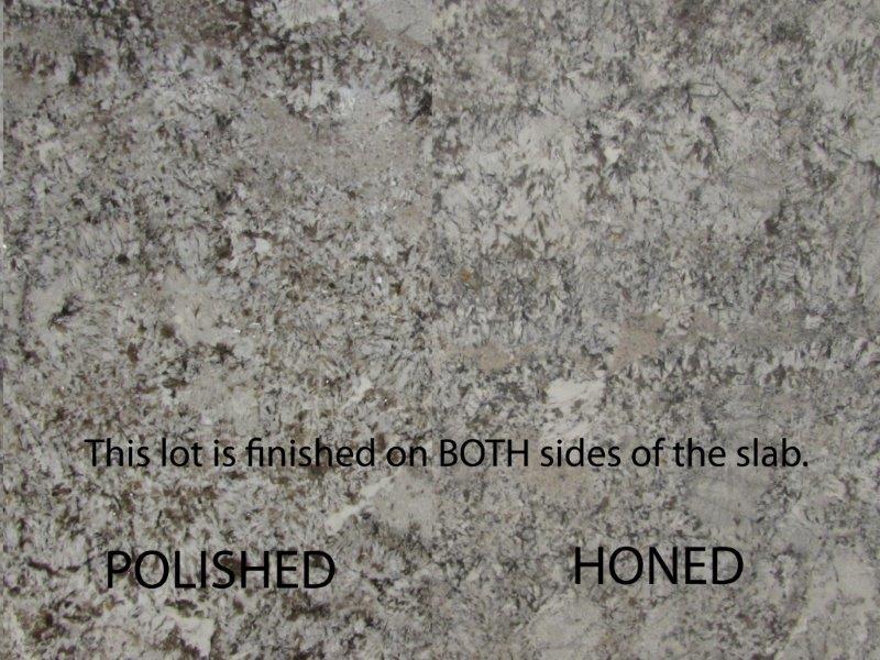 Antique Brushed Honed Leathered